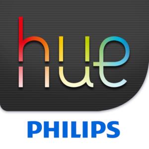 Phillips Hue automation logo